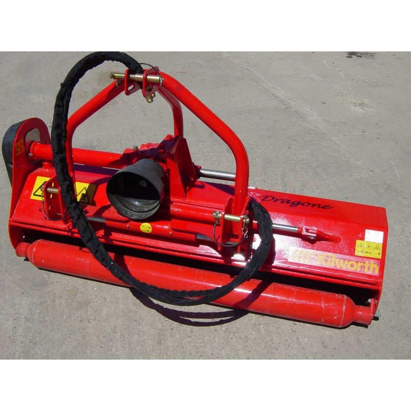 L Series Flail Mower