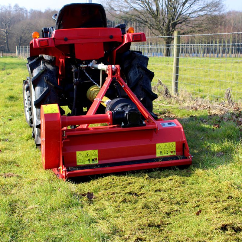 Rotary Boom Mowers For Compact Tractors : M heavy duty flail mower wn the mowers toppers