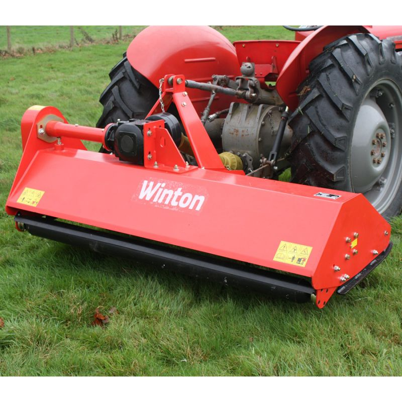 1 75m Heavy Duty Flail Mower Wn The Mowers Amp Toppers