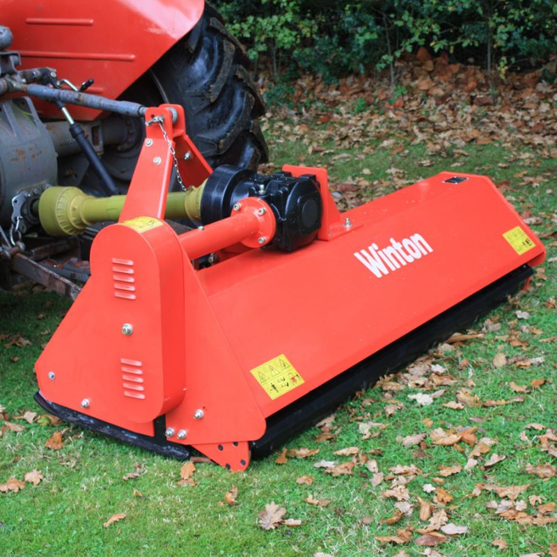 1 75m Heavy Duty Flail Mower  Wn