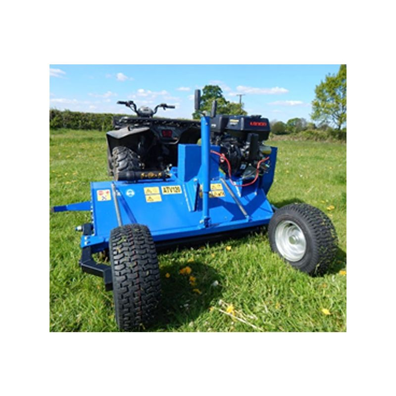 4ft ATV Flail Mower - 15hp - Electric Start - The Mowers