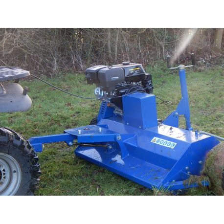 Pull Behind Mower For Atv