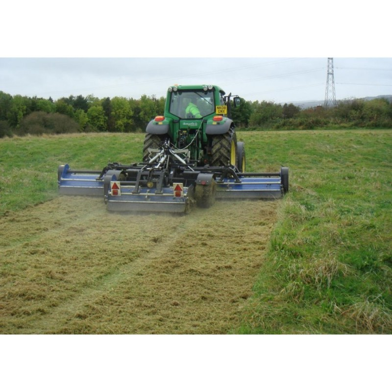 TRIFLEX GANG FLAIL MOWER - 5 0m wide - The Mowers & Toppers