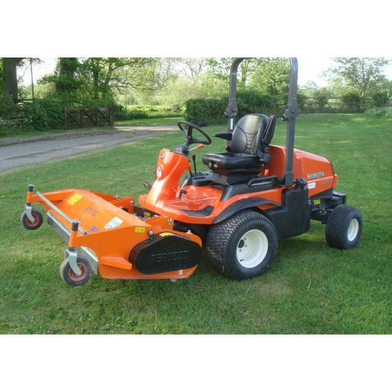 1 2m Professional Specialist Front Mounted Flail Mower Y
