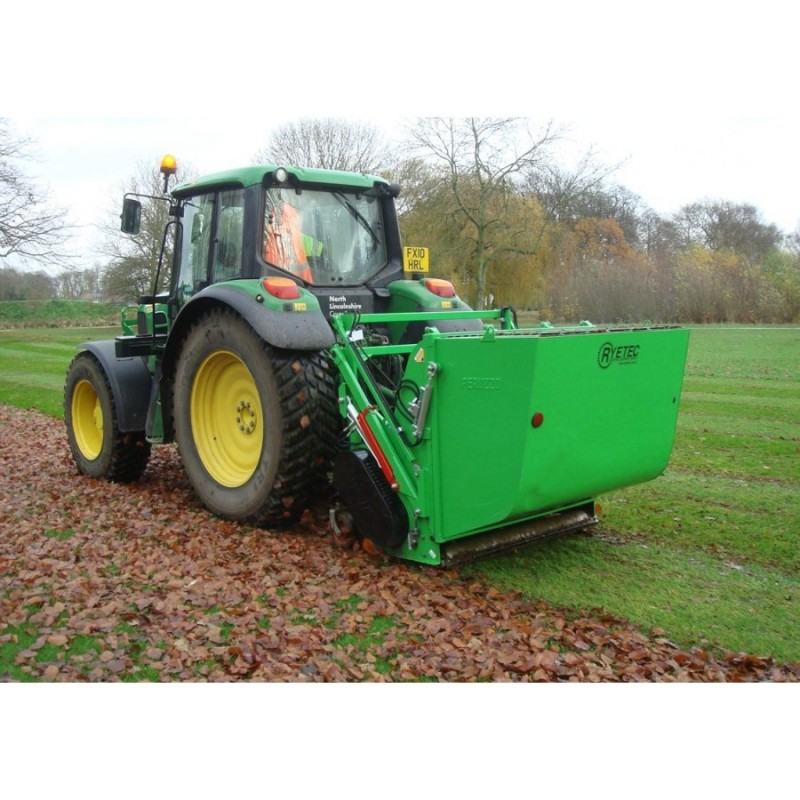 Professional Flail Mower Scarifier Collector P1200c