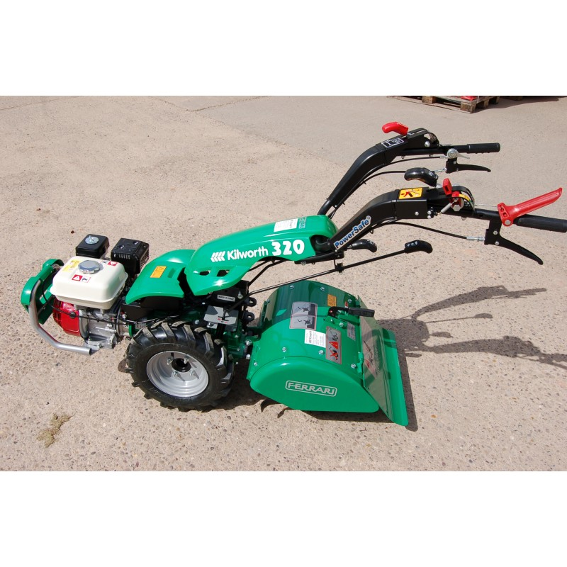 Two Wheel Tractor Attachments : Ferrari two wheel tractor the mowers toppers company