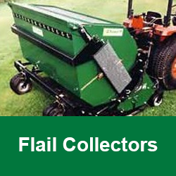 Flail collectors