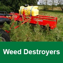 Weed Destroyers