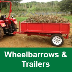 Trailers and barrows